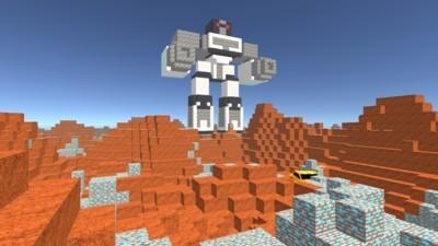 机器人工艺世界