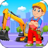 卡车和挖掘机驾驶乐园安卓版 V1.5