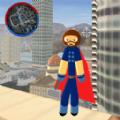火柴人超级英雄之罪犯城市安卓版 V4.800