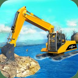 挖掘机修路安卓版 V1.0