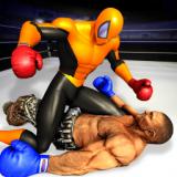 超级英雄格斗擂台安卓版 V1.0.0