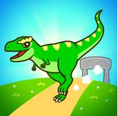 恐龙合并赛车安卓版 V0.1.1